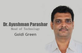 Goldi Green Announced the Appointment of its Head of Technology – Dr. Ayushman Parashar