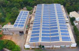 Enerparc India Commissions Rooftop Solar Project for Bharat Fritz Werner