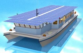 Goa to Include Solar-Powered Boats on Panaji-Aldone Route