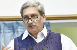 Parrikar Held Meeting with Goa Power Dept. Over Solar Policy Implementation