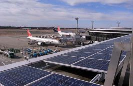 Trichy Airport Commissions 1 MW Solar Plant to Meet 25% Demand