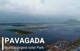 Tata Power to Develop 250 MW Solar Projects at Pavagada Solar Park