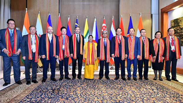 Perfect picture of India-ASEAN solidarity