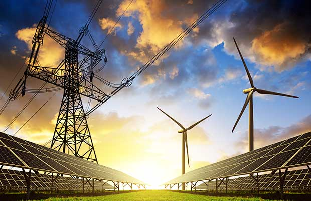 Renewables Supply Electricity in India by 2050