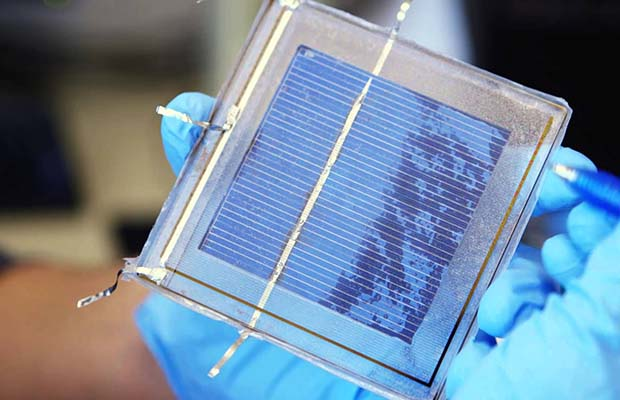 self cleaning solar panels