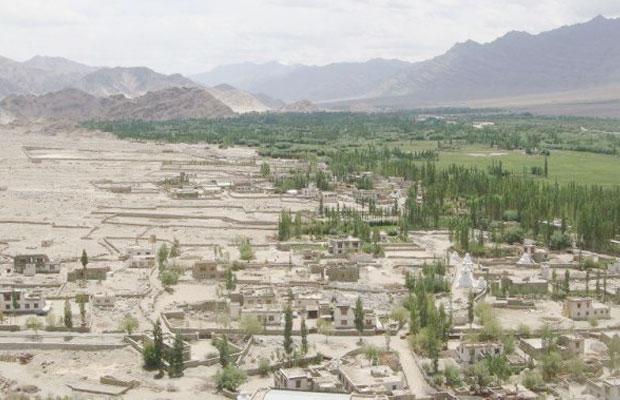 Solar Site Ladakh