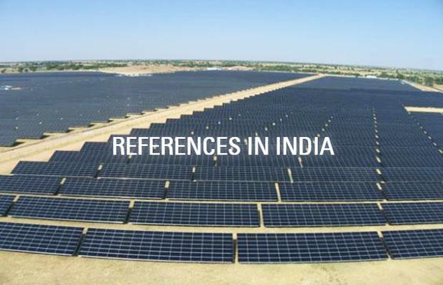 Solar Park in Karnataka