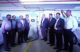Tata Power Launches 3 EV Charging Stations at Cognizant's Hyderabad Campus
