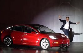 Tesla May Build New Factory in Europe