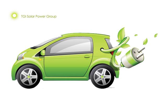 TGI Solar makes Electric Vehicles