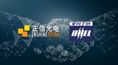 Znshine Becomes 1st Chinese PV Modules Supplier to Win Contract from BHEL