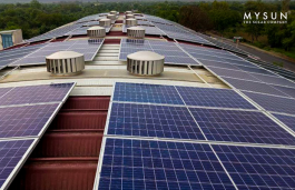 MYSUN Commissions 501kW Rooftop Solar Projects in Rajasthan