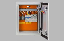 HPL's AC DISTRIBUTION BOX (ACDB) for Solar Application
