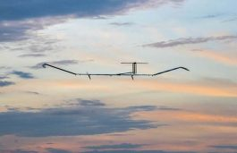 Airbus' High Altitude Solar Aircraft  'Zephyr' Flies for 26 Straight  Days