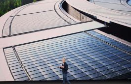 Apple Partners with Swiss Re, Akamai and Etsy to develop Renewable Energy