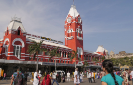 Chennai Central to go Greener Than Ever