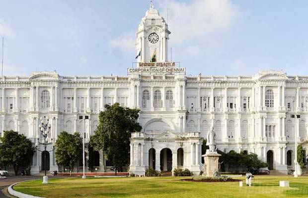 chennai corporation buildings