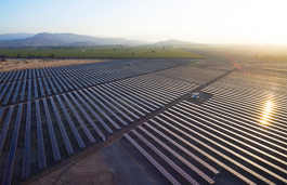 Colbun Kickstarts its First 9MW Solar Plant in Ovejeria