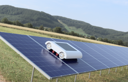 Ecoppia to fit Panel Cleaning Robots at Solar Farm in Madhya Pradesh