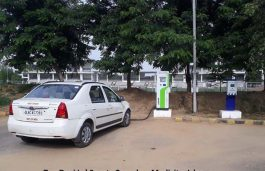Haryana CM Starts off EVs and Exicom Chargers; Assigns them to GMDA