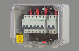 HPL's Solar Array Junction Box (AJB)
