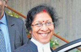 Justice Manjula Chellur Takes Oath as APTEL Chairperson