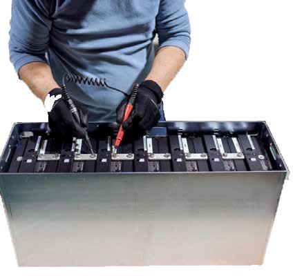 Li-ion battery market