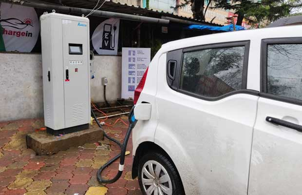 EESL EV Charging South Delhi