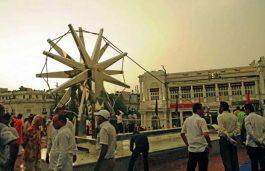 NDMC to Install 'Solar Tree' under Smart City Project