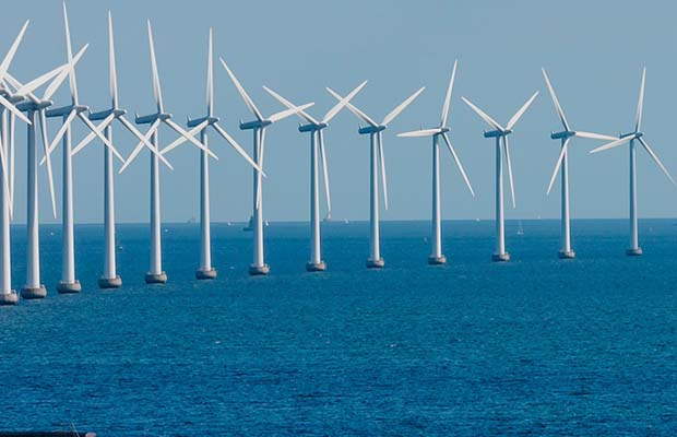 offshore wind power project