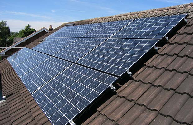 rooftop solar application