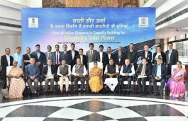 Global Experts on Solar, Storage Called on by PM Modi for Inputs on Affordable Solar Power for All