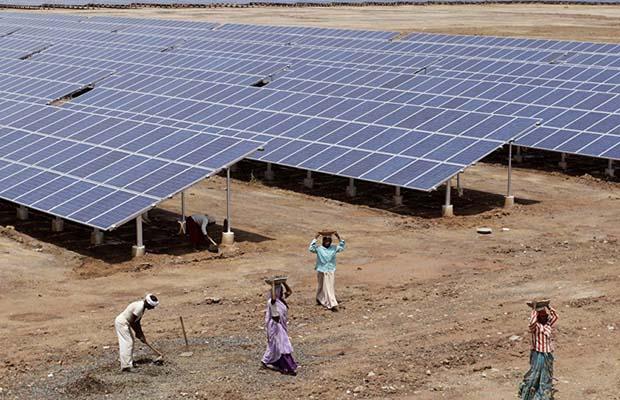 solar capacity target