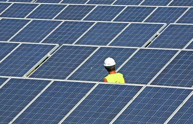 solar energy target