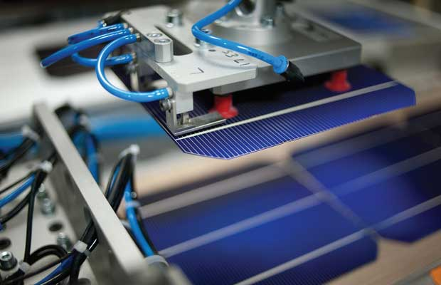 Manufacturing-Linked Solar Tender