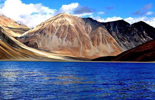 solar power project in ladakh