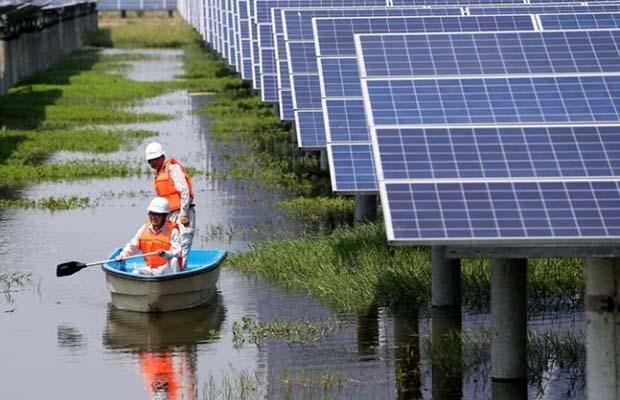 solar power target