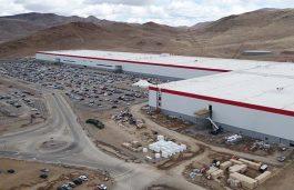 Tesla's Gigafactory 1 to Run Totally on Solar Energy