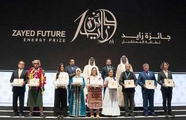 Two Weeks Until Zayed Sustainability Prize Submission Deadline