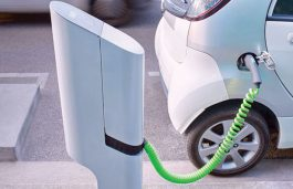 Electric Vehicle Charging Stations at Every 25 KM