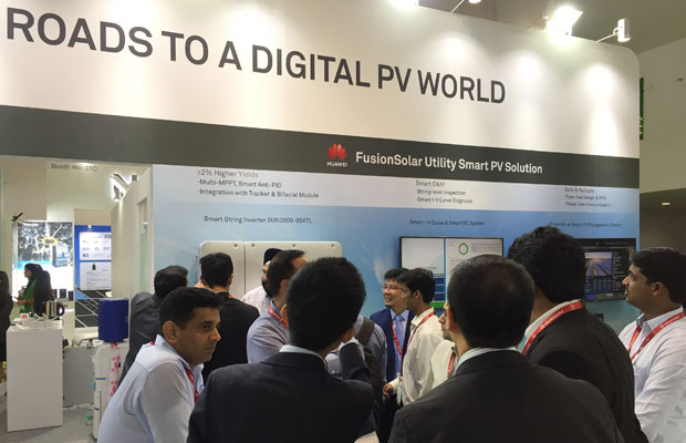 Floating Smart PV Solution and Commercial Smart PV Solution