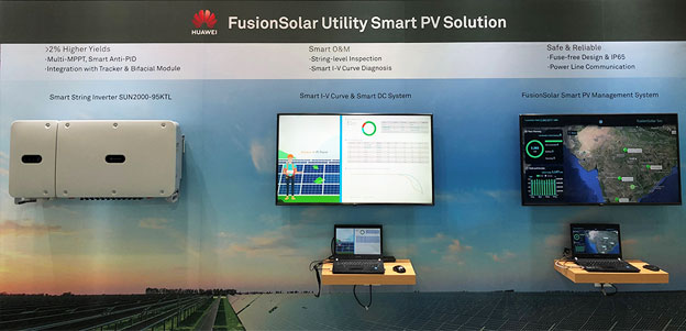 fusionsolar smart pv solution