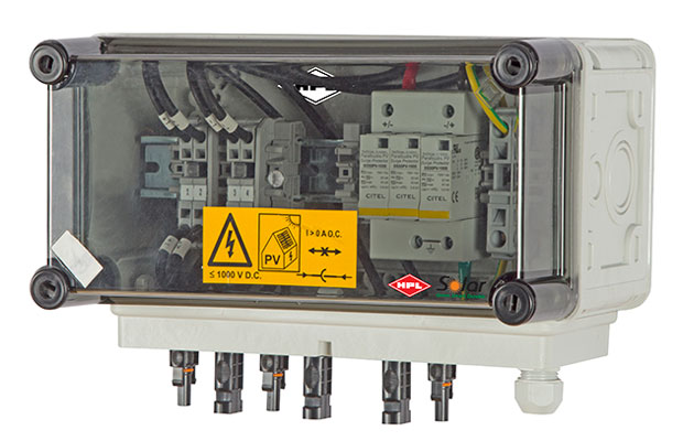HPL Solar Main Junction Box