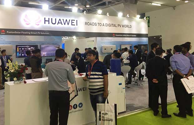 Huawei Unveils Leading Solutions at REI 2018