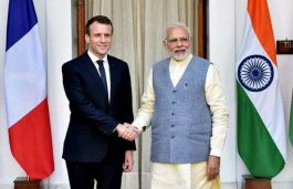 Narendra Modi, Emmanuel Macron Receive UN's Champions of the Earth Award
