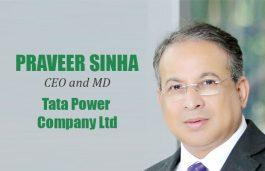Viz-A-Viz with Praveer Sinha CEO and MD, Tata Power Company Ltd