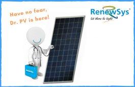 Renewsys Launches PV Module Wellness Programme