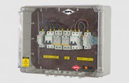 HPL'Solar DC Distribution Box (DCDB)