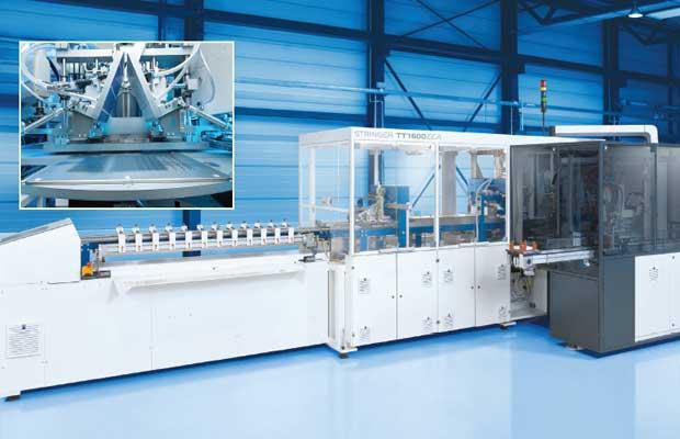 Stringer TT1600 ECA from teamtechnik