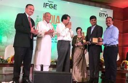 IFGE Confers Green Energy Award on CleanMax Solar